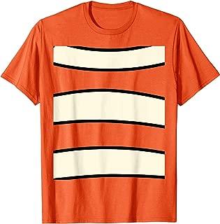 Cute Clown Fish Halloween Party Last Minute Costume Tee T-Shirt