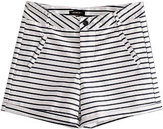 db3ee41c0f Femmes Sports Shorts Imprimé Stripe Décontracté Sports Femmes Court  Pantalons Vêtements de fête Pantalons De Survêtement