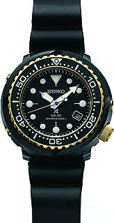 Prospex Solar Dive Watch with Black Silicone Strap 200 m SNE498