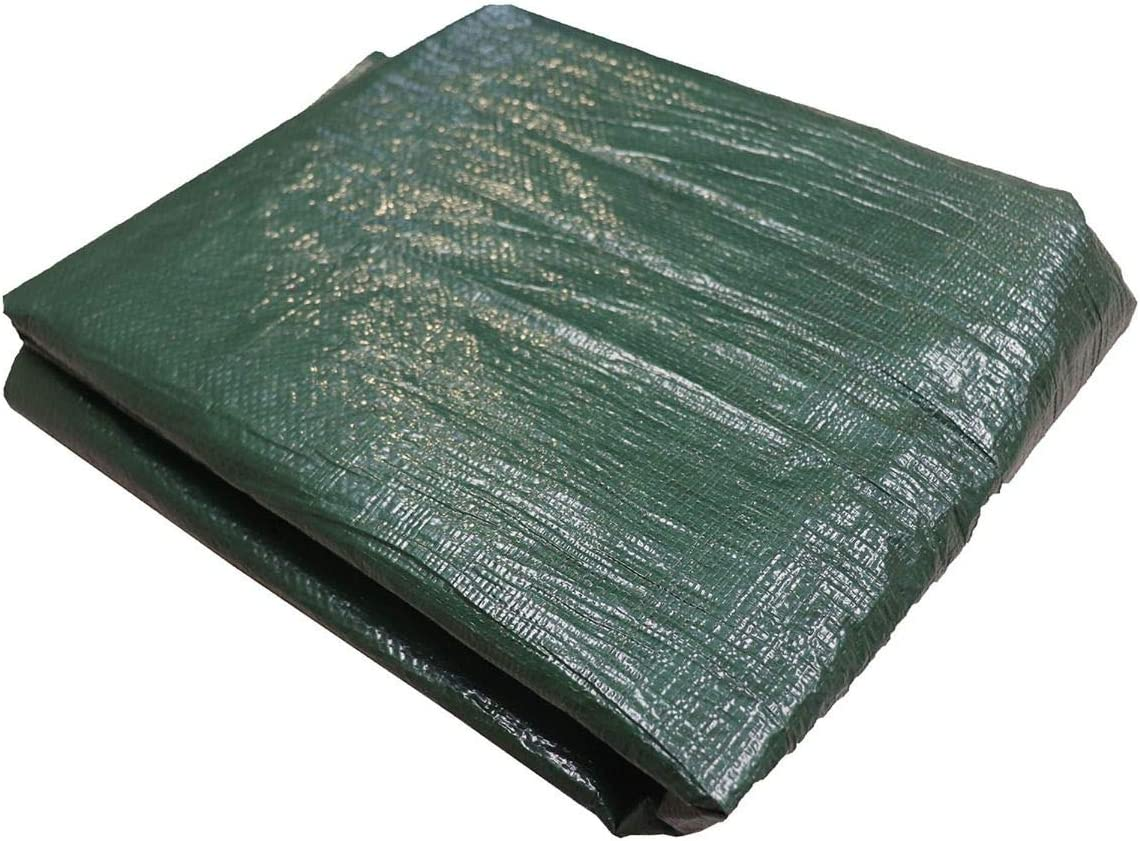 6' x 26' Alternative dealer Wood Pile Poly Tarp Reversible Free shipping anywhere in the nation Multi-Purpose - Cover