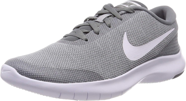 Nike Women's W Flex Experience Rn 7 Training shoes, (Wolf White-Cool Grey 010), 4.5 UK