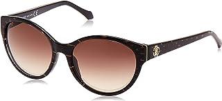 Roberto Cavalli Cat Eye Pink Women's Sunglasses