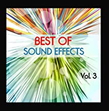 Best of Sound Effects. Sounds and Backing Loops, Vol. 3