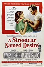 Gifts Delight Laminated 24x36 Poster: Movie Poster - A Streetcar Named Desire 1951 Film