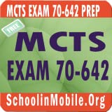 MCTS 70-642 Free