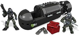 Mega Bloks Call of Duty Seal Sub Recon Building Set
