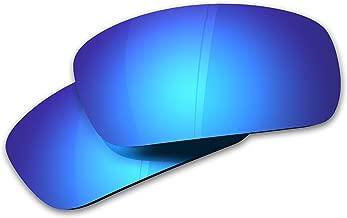 Edge Khor - Standard Replacement Lens - Blue Mirror