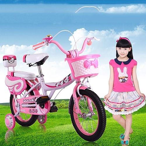 Defect Kinder fürrad Weißiches Baby Bike mit Rückenlehne 2-10-j ige Prinzessin Auto Rosa rot lila blau fürrad