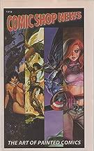 Comic Shop News, no. 1312 (2012) (cover: Art of Painted Comics—Vampirella, Conan the Barbarian, Captain America, Batman): Gradville Bête Noire, Savage Hawkman, Birds of Prey, Evil Ernie, Spider-Man