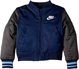 Sportswear Varsity Bomber Jacket (Toddler)