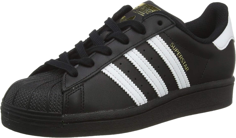 Adidas Originals Superstar J, Zapatillas de Básquetbol Unisex-Child
