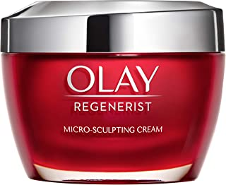 Olay Regenerist Micro-Sculpting Cream, Face Moisturizer with Hyaluronic Acid &..