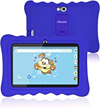 Kids Tablet, 7 Inch Andriod 9.0 Tablet for Kids, 2GB +16GB, Kids Mode Pre-Installed, Educational Apps, Games, Camera and W...