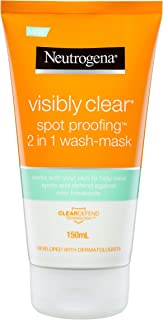 Mejor Neutrogena Visibly Clear Mask