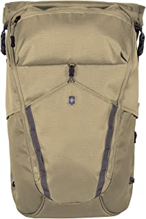 Victorinox 605310 Altmont Active Deluxe Rolltop Laptop Backpack, Sand, 20 L Capacity