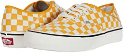 (Checkerboard) Cadmium Yellow/Marshmallow