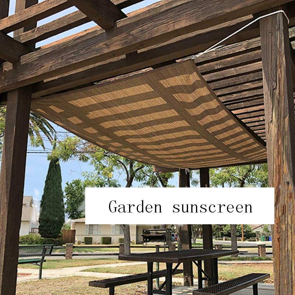 CHAOXIANG Toldo Vela De Sombra Bloqueador Protector Solar Plantas Suculentas Parasol Adecuado for Al Aire Libre, Jardín, Invernadero, Tamaño Personalizado (Color : A, Size : 2x4m): Amazon.es: Hogar