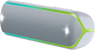 Sony Bluetooth Speaker Sony SRS-XB32 Extra BASS Portable Bluetooth Speaker, Gray, (SRS-XB32H)