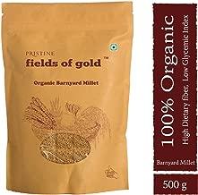 Pristine Fields of Gold Organic Barnyard Millet (Sanwa Chawal), 3 x 500 gm