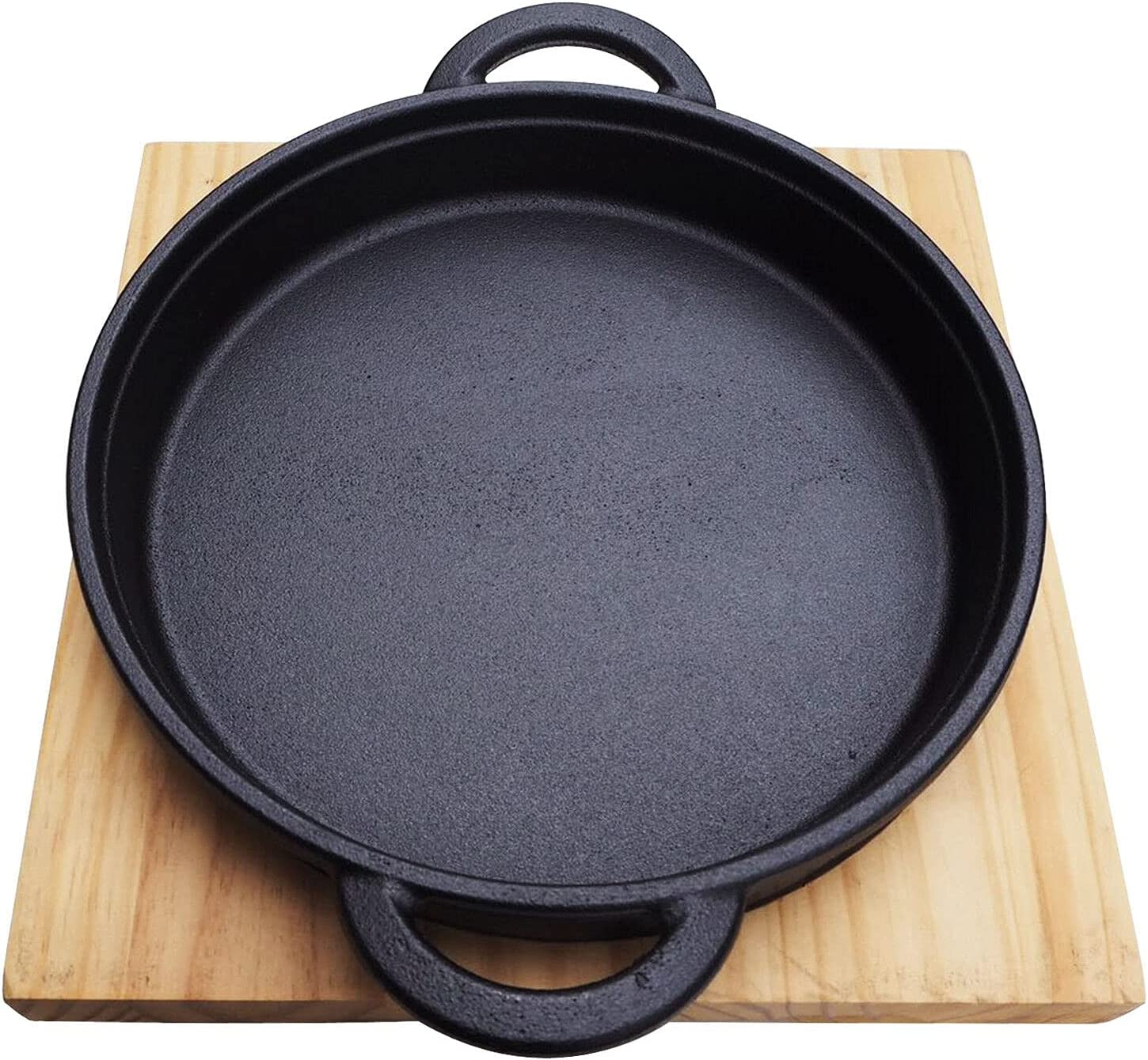 ADHW Cast Iron Cookware Large special price Frying Pan wit Skillet Selling Backing Pot Grill