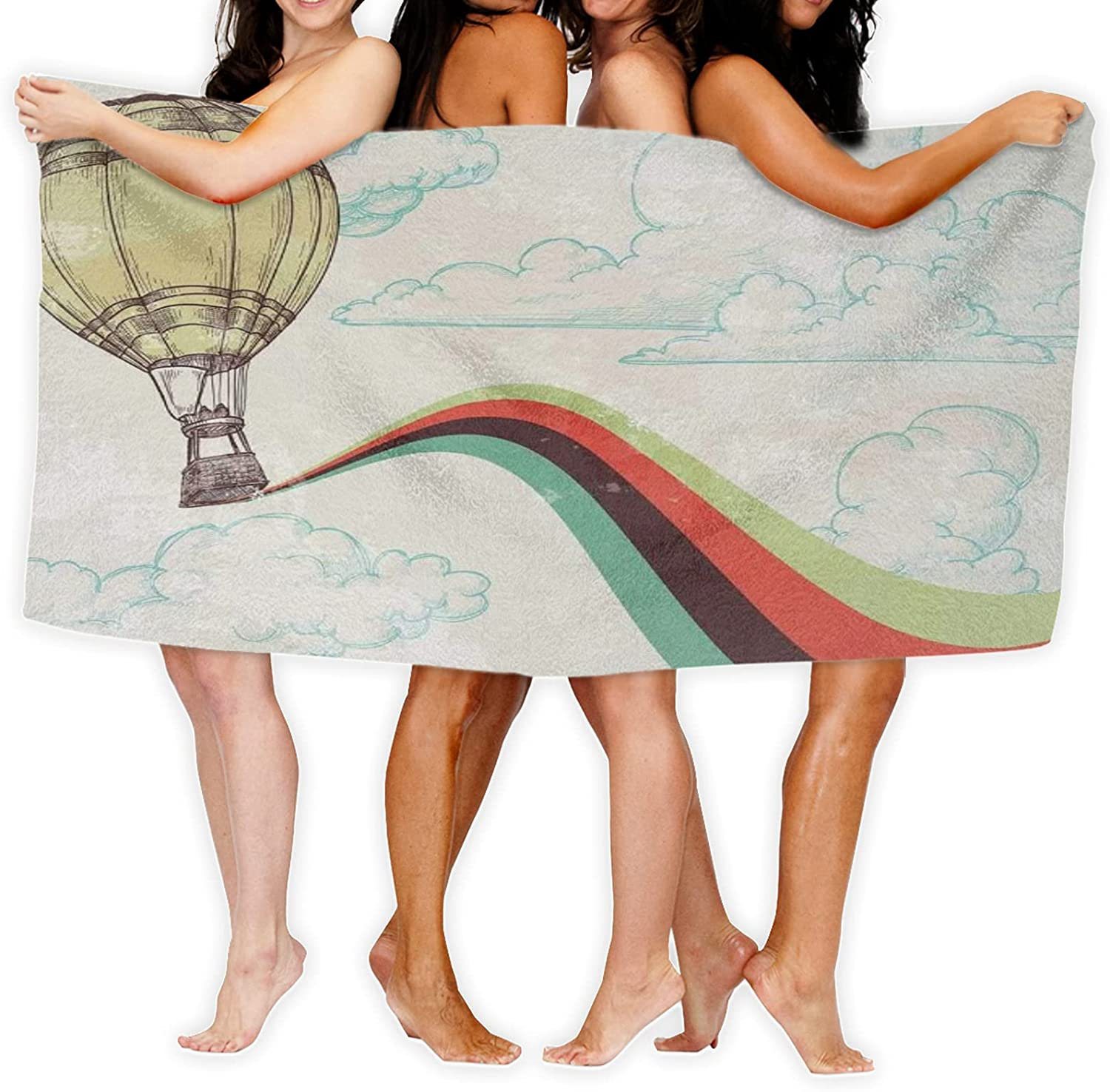 ADONINELP Ultra Absorbent New Shipping Free Shipping Microfiber Bath Hot Towel Air It is very popular Balloon