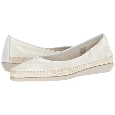 The FLEXX Torri (Pearla Mirage/White Vacchetta) Women