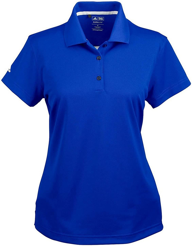 adidas Golf 保証 A131 Ladies' Polo 海外 Short-Sleeve Basic Climalite