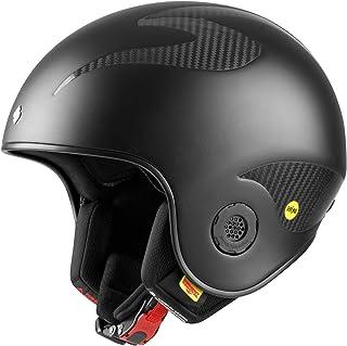 Sweet Protection Unisex – Volata WC Carbon MIPS hjälm skid/snowboard, smutssvart, S