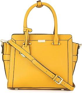 Van Heusen Women's Satchel (Yellow)