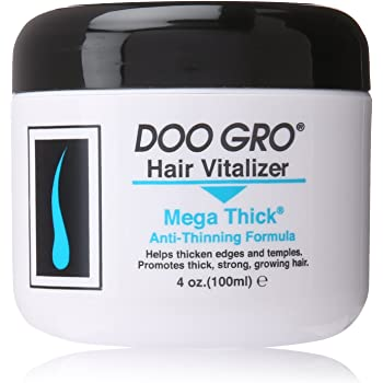 DOO GRO Hair Vitalizer Mega Thick , 4 oz