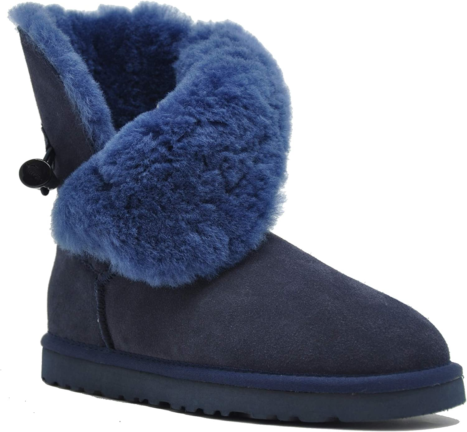 Fumak Lady shoes Waterproof Genuine Leather Snow Boots Natural Fur Winter Boots Warm Classic Women Boots
