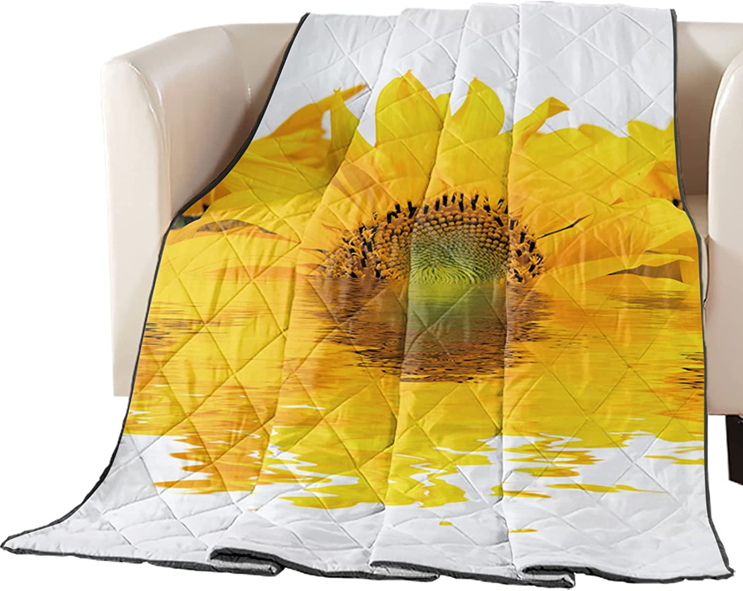 Arts Print Free shipping on posting reviews King Max 71% OFF Size Quilt Soft Bedspread All Lightweight Throw