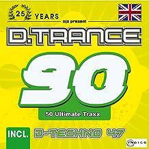 D.Trance 90 (Incl.d-Techno 47 & UK-Makina)