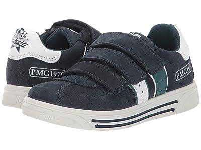 Primigi Kids PUA 43753 (Toddler/Little Kid) (Navy/White) Boy