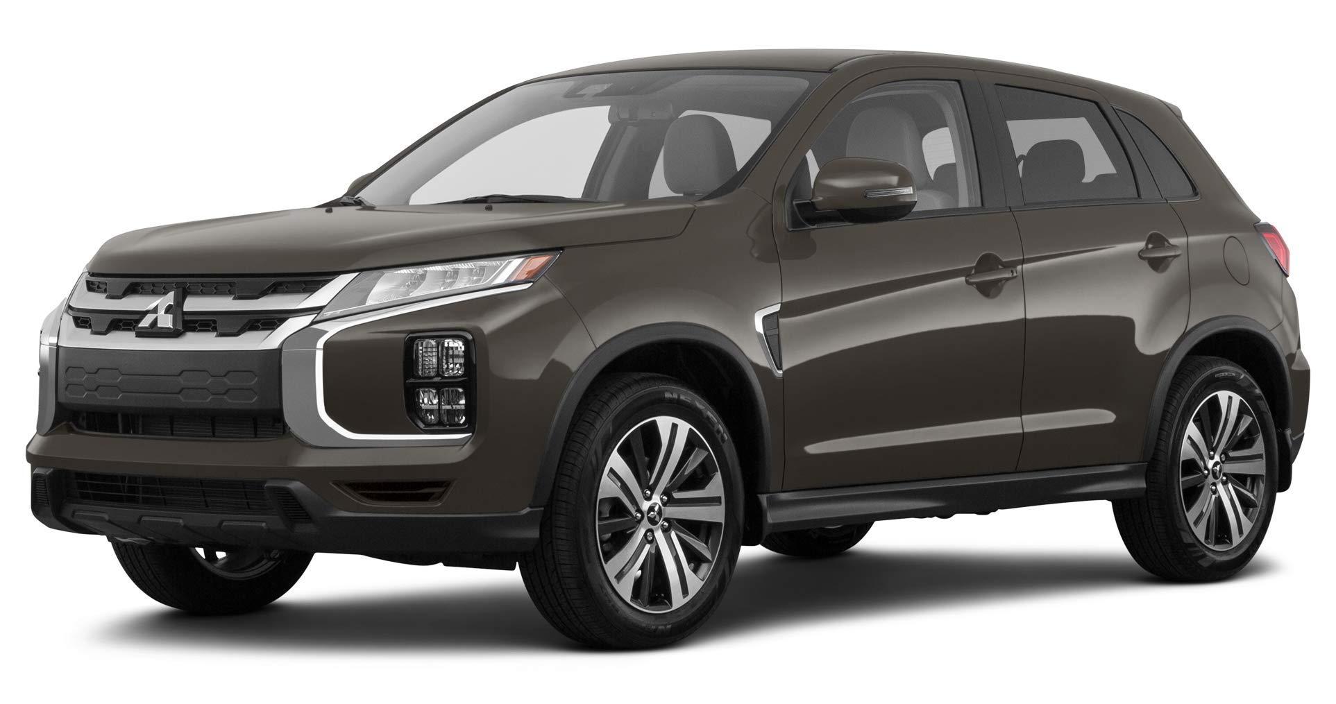 Amazon.com: 2020 Mitsubishi Outlander Sport Black Edition ...