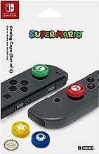 HORI Nintendo Switch Super Mario Analog Caps Officially Licensed By Nintendo - Nintendo Switch