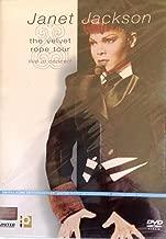 Janet Jackson - The Velvet Rope Tour Region 3 Import