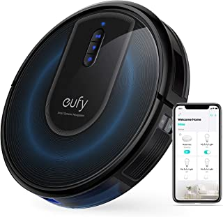 [Upgraded] Eufy by Anker, RoboVac G30, Robot Vacuum with Smart Dynamic Navigation 2.0, 2000Pa Strong Suction, Wi-Fi, Works...