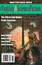 The Magazine of Fantasy & Science Fiction January/February 2019 (The Magazine of Fantasy & Science Fiction Book 136)