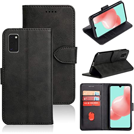 Shock-Absorption Flip PU Leather Floral Wallet Phone Cases Folio Slim Fit Magnetic Protective Cover TPU Bumper with Stand Card Holder Slots for Samsung Galaxy A31 Red Samsung Galaxy A31 Case