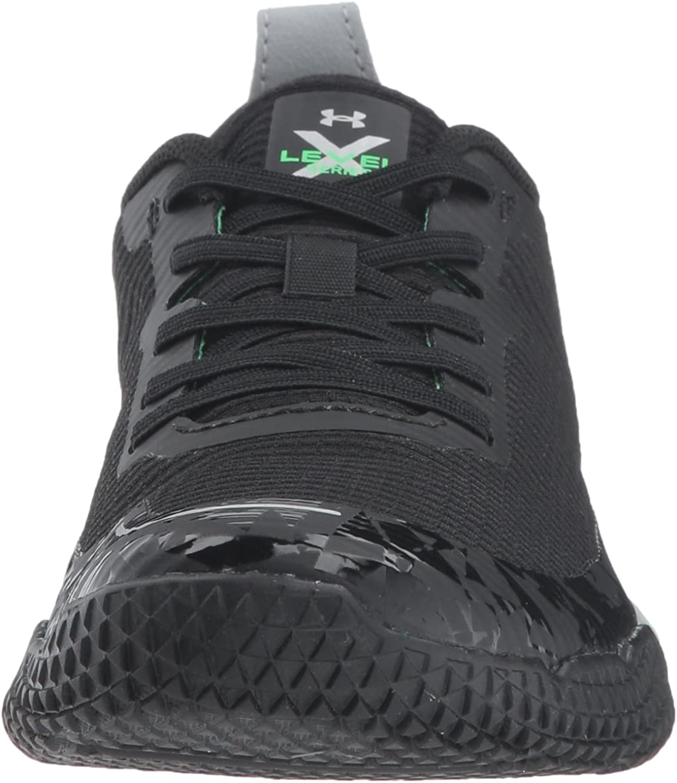Under Armour Unisex-Child Pre School X Level Mainshock Alternate Lace Sneaker