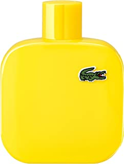 Lacoste Eau de Lacoste L.12.12 Yellow for Men 3.3 Oz Eau de Toilette Spray 10003978