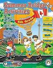 Summer Bridge Activities(r), Grades 4 - 5: Canadian Edition