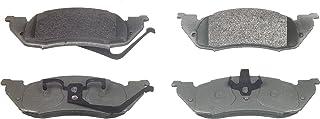 Wagner ThermoQuiet MX529A Semi-Metallic Disc Brake Pad Set