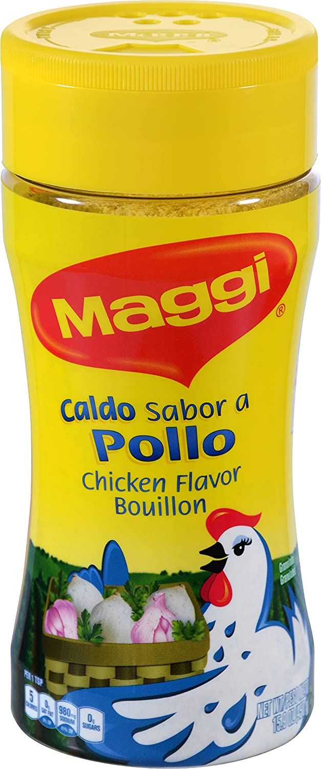 Large discharge sale Maggi Granulated Japan Maker New Chicken Flavor Bouillon 12 Pack Ounce of 15.9