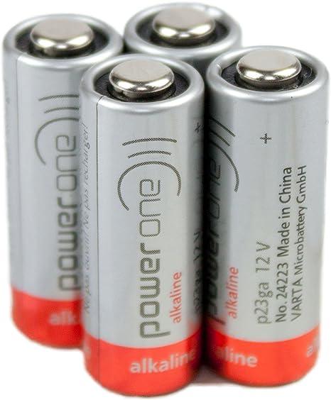 VARTA 12V Batterie für Garagentor Handsender Fernbedienung Funk V23GA MN21 E23A