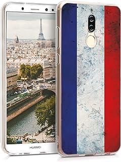 84faefae30a Amazon.es: bandera francia - Carcasas y fundas / Accesorios: Electrónica