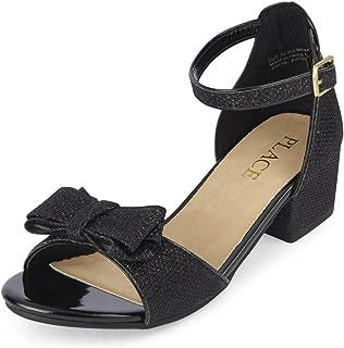 Kids' Dressy Low Heel Sandal