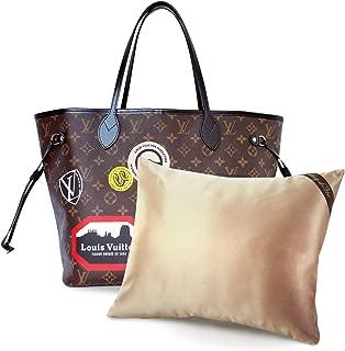 "Bag-a-Vie Handbag Shaper Pillow – Luxury Handbag Shaper & Purse Shapers - [Grande] 14.5"" x 11"" - Fits Tote Bags"