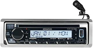 Kenwood KMR-D375BT Marine CD Receiver with Bluetooth and USB Interface